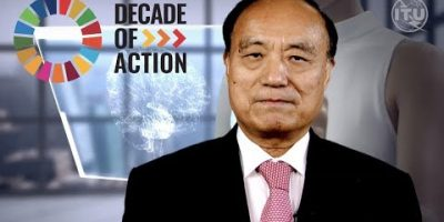 SDG Decade of Action: Video Message from Houlin Zhao, Secretary-General, ITU