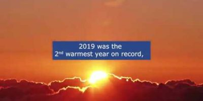 WMO Statement on the State of the Global Climate in 2019 - English